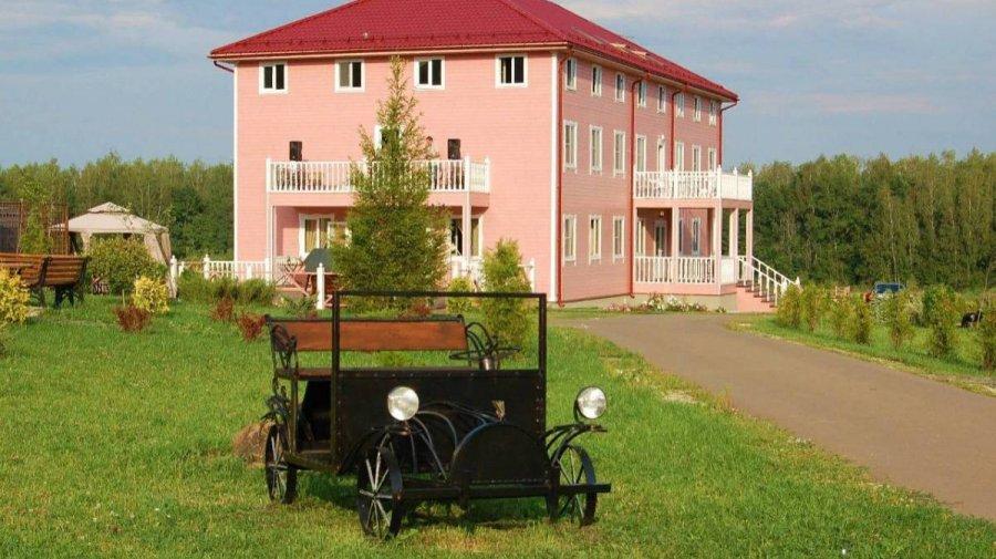 Дом-интернат Дом-интернат для престарелых Первомайский в Пушкинском районе