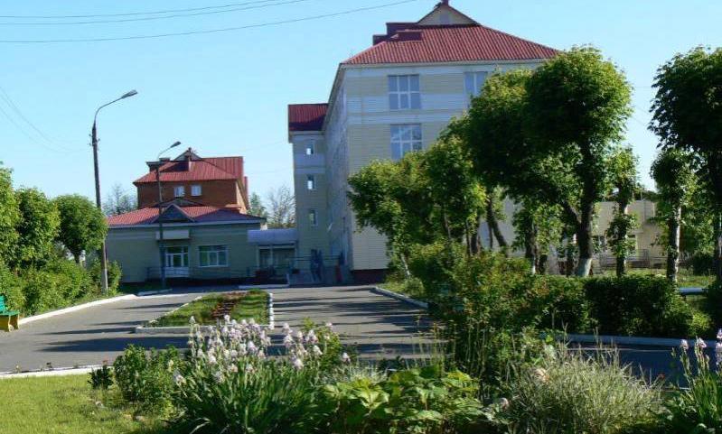 Дом-интернат Климовский дом-интернат для престарелых — Подольский район