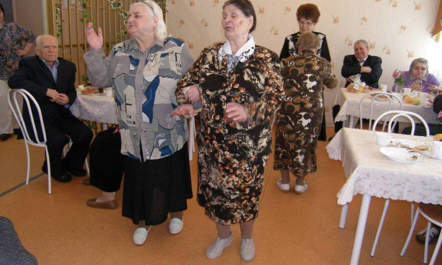 Дом-интернат для престарелых Золотая Осень в Щелковском районе