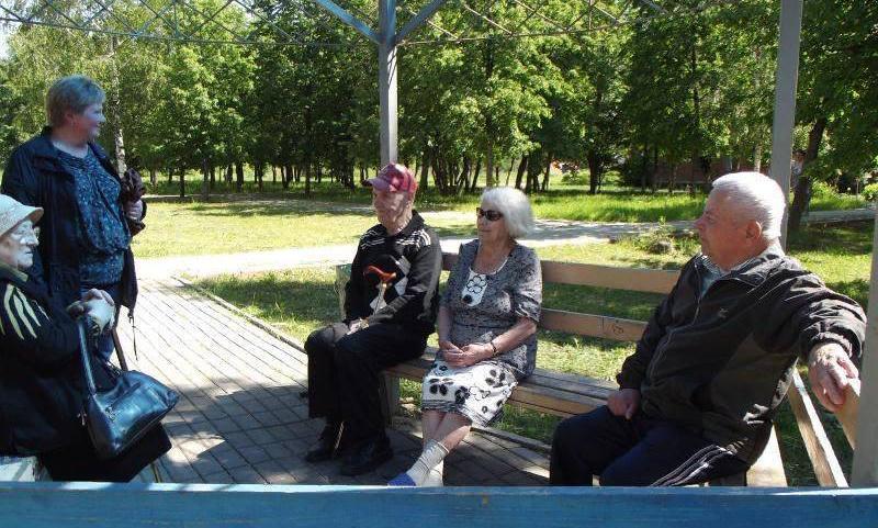Климовский дом-интернат для престарелых — Подольский район