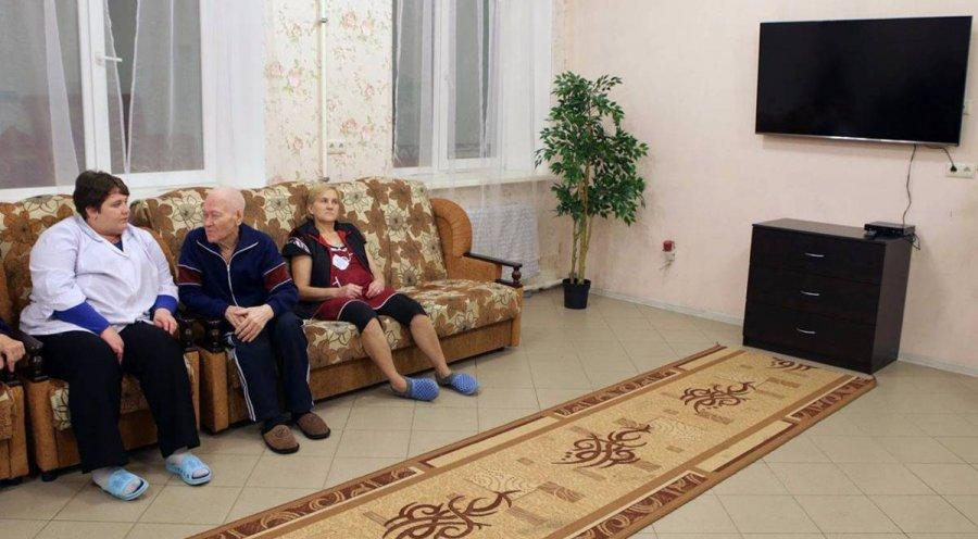 Частный дом престарелых в Дмитрове
