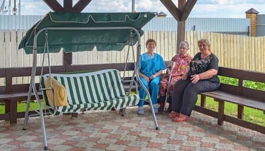 Дом престарелых Дом престарелых Доброта в Борисово