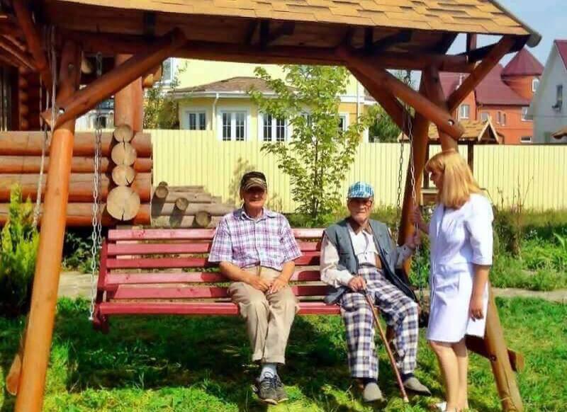 Дом престарелых Дом для престарелых Южное сети Твой Дом в Домодедовском районе