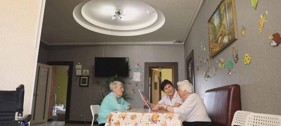 Дом престарелых Беседы в Ленинском районе