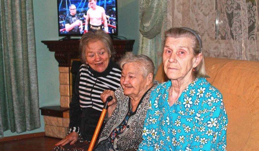 Пансионат для пожилых Красногорск