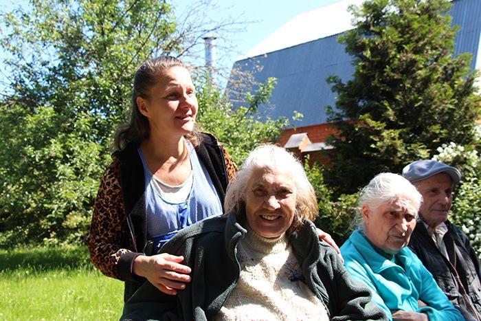 Пансионат для пожилых людей в Балашихе