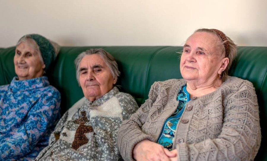 Пансионат для пожилых Реутов