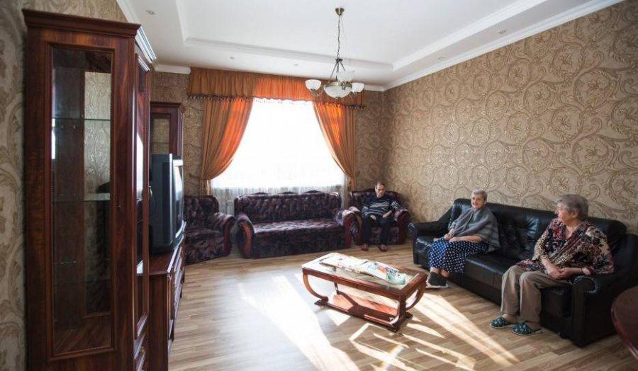 Пансионат для престарелых в Троицке