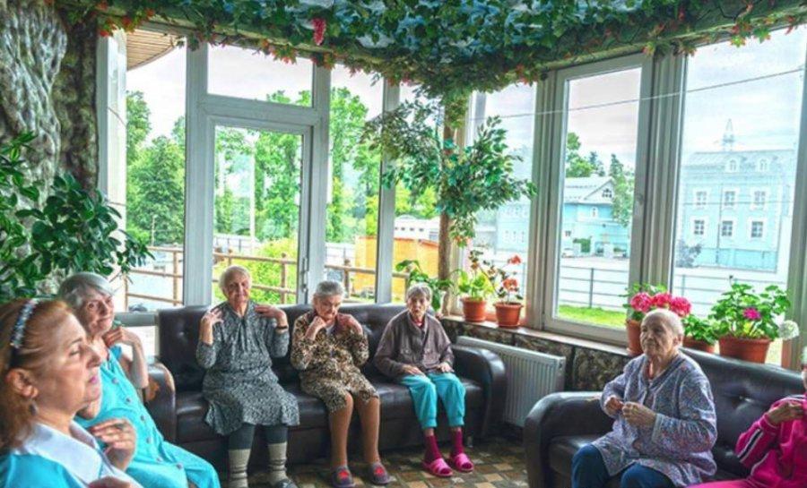 Пансионат для пожилых Жуковский