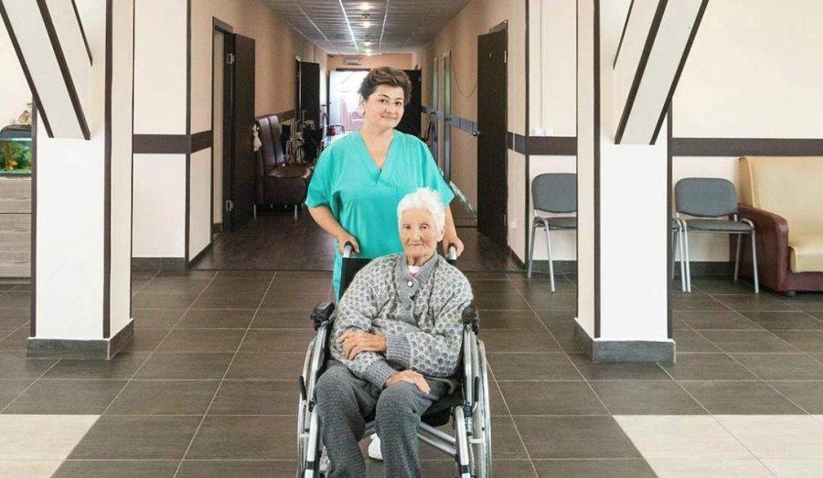 Пансионат для пожилых Пансионат для пожилых Подольск
