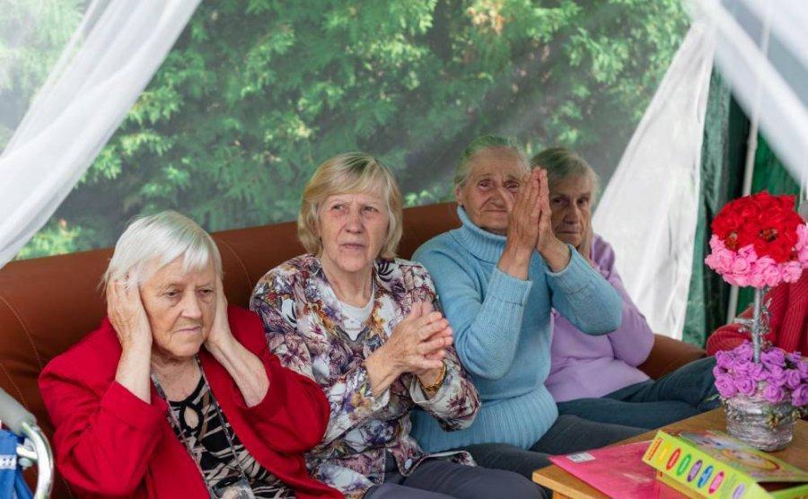 Пансионат для пожилых в Зеленограде