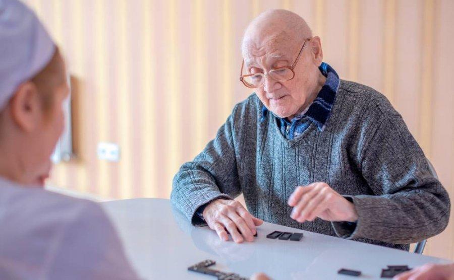 Пансионат для пожилых Красногорский