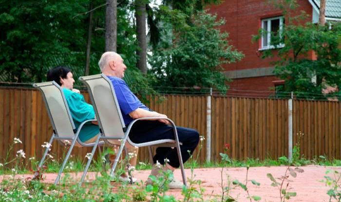 Пансионат для пожилых Счастливая жизнь в Ядромино