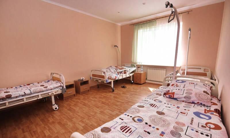 Пансионат для пожилых социальных услуг Аннушка в Наро-фоминском районе