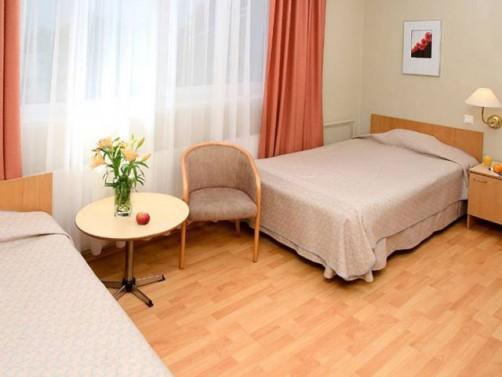 Дом для престарелых в Астрахани