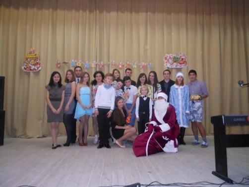 Астраханский дом-интернат