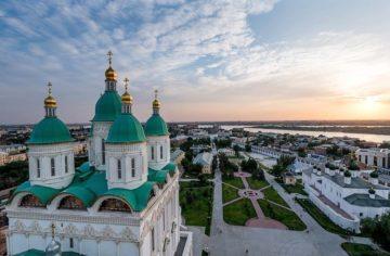 Дом престарелых в Астрахани