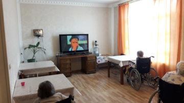 Дом престарелых Серафима в Краснодаре