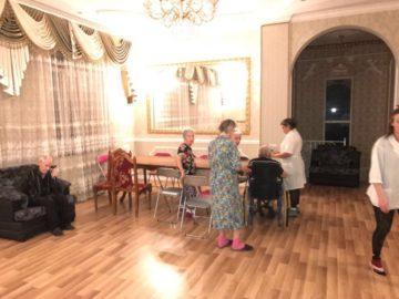 Частный пансионат для пожилых Доверие в Краснодаре