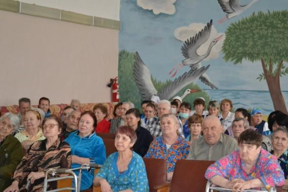 Дом престарелых Волго-Каспийский дом-интернат