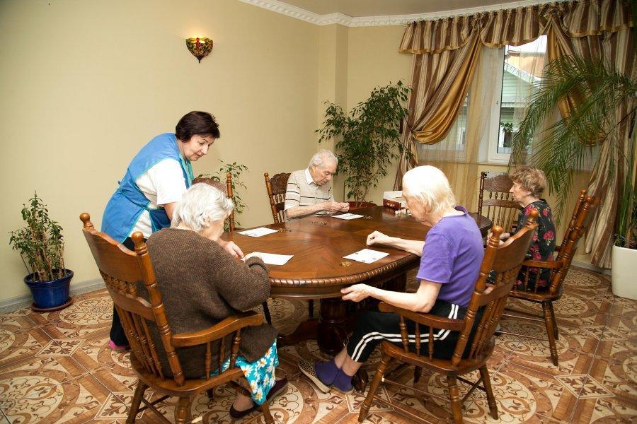 Пансионат для пожилых Балашиха