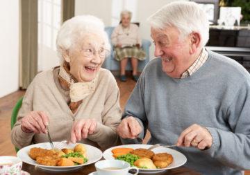 Как влияет неправильное питание на организм пожилого человека