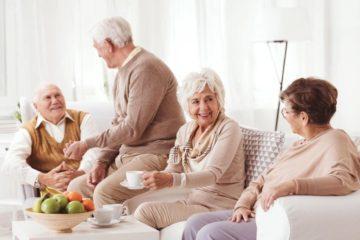 Как выбрать пансионат для престарелых с деменцией
