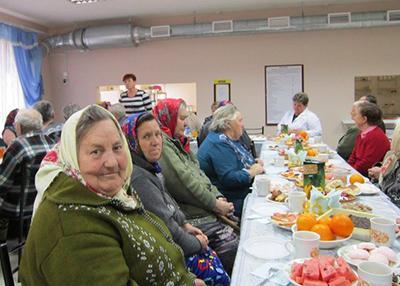 Лашманский дом-интернат для престарелых