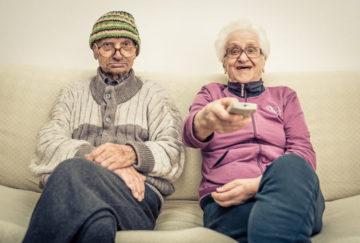 Лечение нервных расстройств пожилых людей кинотерапией