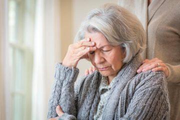 Метозависимость у пожилых