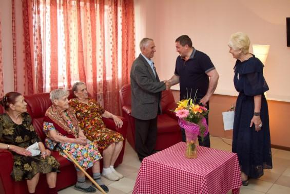Волгоградский дом престарелых и пожилых