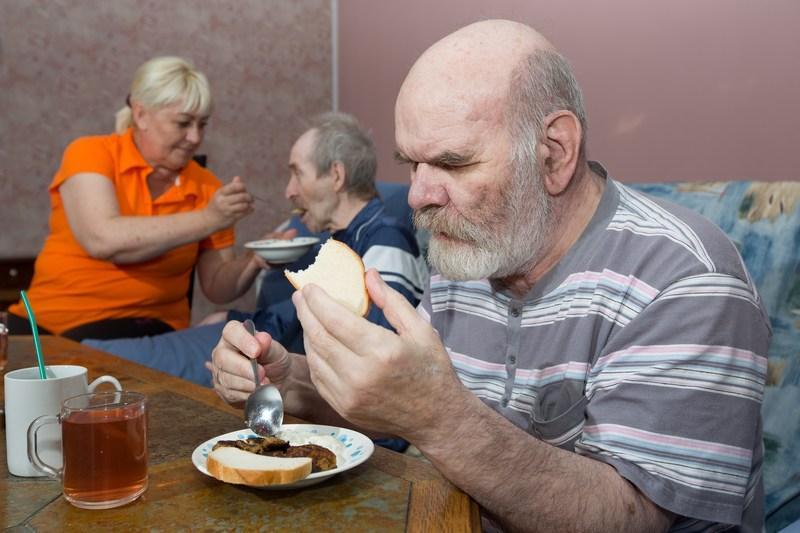 Частный пансионат для пожилых инвалидов в Подольске