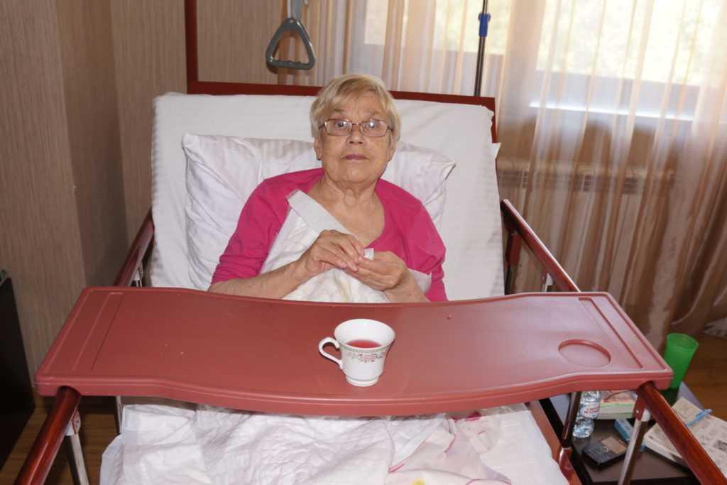 Пансионат для пожилых в Одинцово