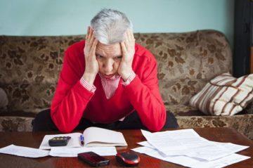 Почему пенсионерам не хватает на жизнь