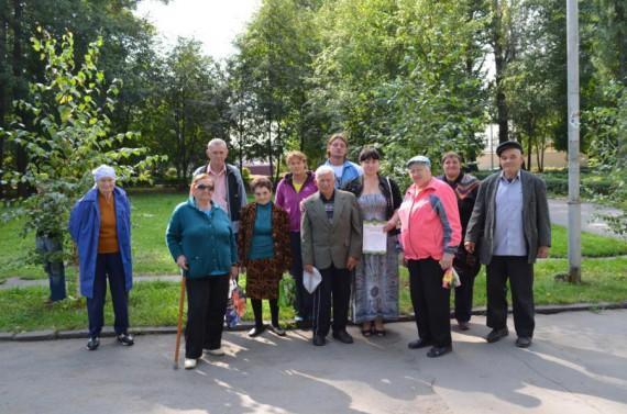 Дом престарелых Введенский геронтологический Центр