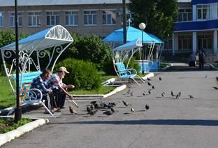 Дом престарелых ОГБУ «Елецкий дом-интернат для престарелых и инвалидов»