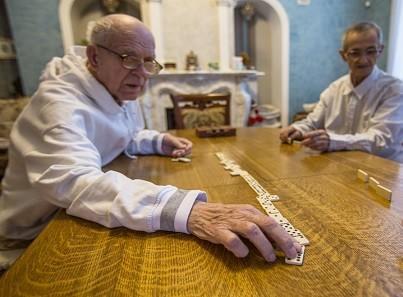 Пансионат для пожилых VIP пенсионер