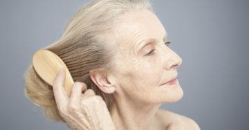 Выпадение волос у пожилых