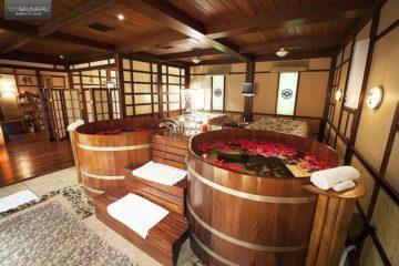Что такое японская баня
