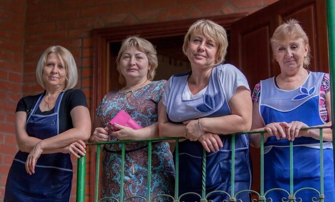 Дом престарелых Забота о родителях